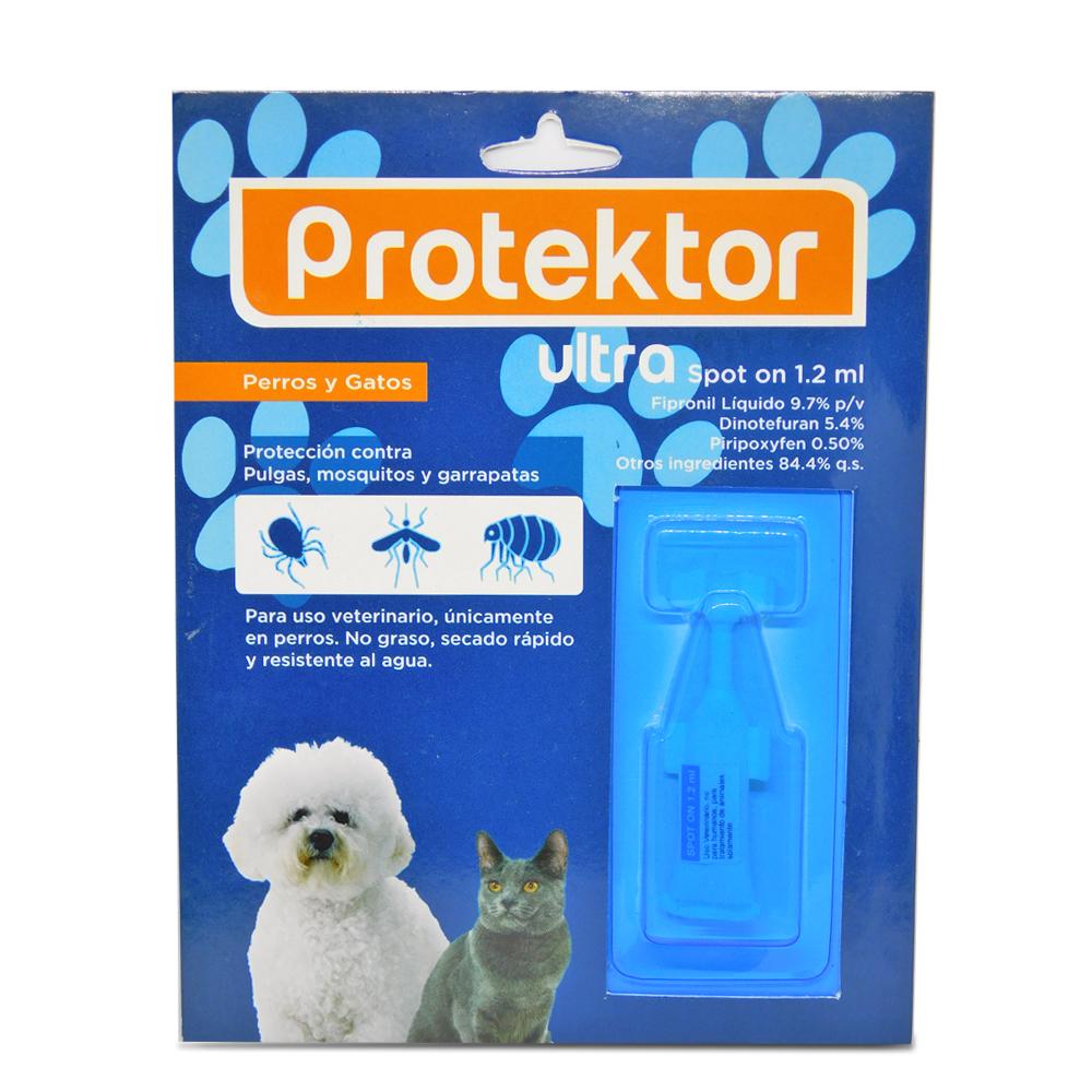 Pipeta Ultra Protektor Hasta 5 kilos