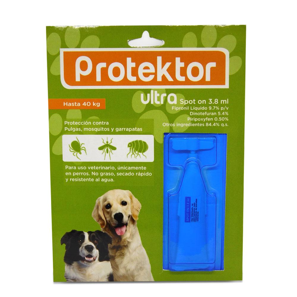 Pipeta Ultra Protektor Hasta 40 Kilos